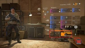 division 2 how to equip skill mods