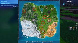 fortnite br apple locations season 8
