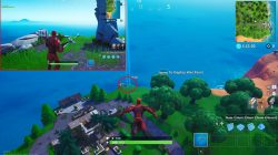 fortnite br furthest north south east west point locations