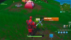 fortnite br uncover buried treasure