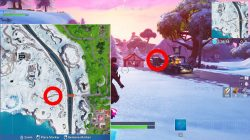 fortnite weekly challenge where to find pirate cannon locations