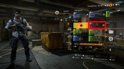 how to change backpack skins division 2