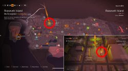 how to mark unmarked shd tech caches downtown west division 2