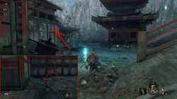 sekiro carp locations fountainhead palace