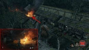 sekiro flame barrel location
