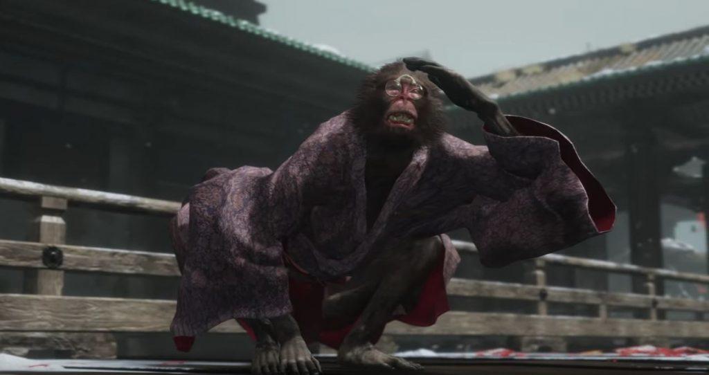 sekiro folding screen monkeys
