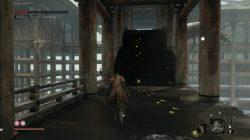sekiro invisible monkey footsteps