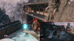 sekiro loaded firecracker location