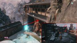 sekiro loaded firecracker location