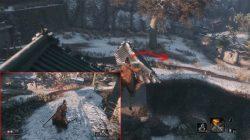 sekiro rat locations tengu quest