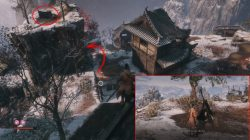 sekiro robert's firecrackers location