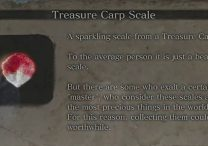 sekiro treasure carp scale locations