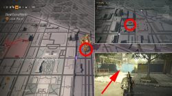 weekly project where to find division 2 dz east chest locations