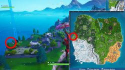 western furthest point location fortnite where to find