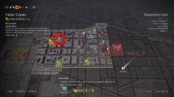 where to find disrupt propaganda events division 2 settlement projects