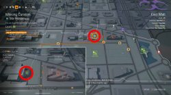 where to find division 2 secret side mission missing curators