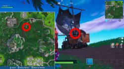 where to find junk junction fortnite pirate cannon