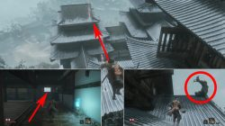 where to find lord isshino location ashina castle sekiro