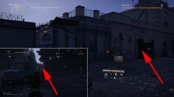 where to find navy hill secret mission division 2