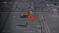 where to find shd tech cache near washington monument division 2