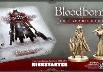 Bloodborne Board Game Campaign on Kickstarter Starts April 23rd