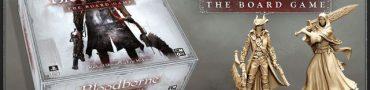 Bloodborne Board Game Campaign on Kickstarter Starts April 23rd