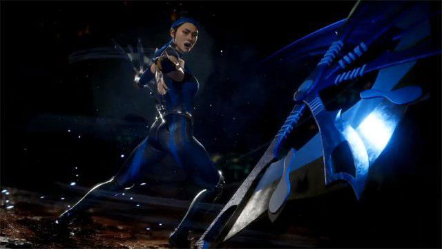 Mortal Kombat 11 Kitana Trailer Released, Mileena in Question