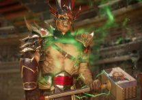 Mortal Kombat 11 Shao Kahn Gameplay Trailer Released