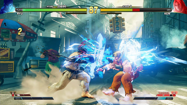 Street Fighter V Arcade Edition Free Trial Starts April 23rd