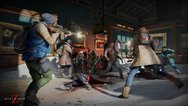 World War Z Crashing on PC at Launch - How to Solve
