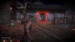 cracked horn motaro mk 11 krypt location