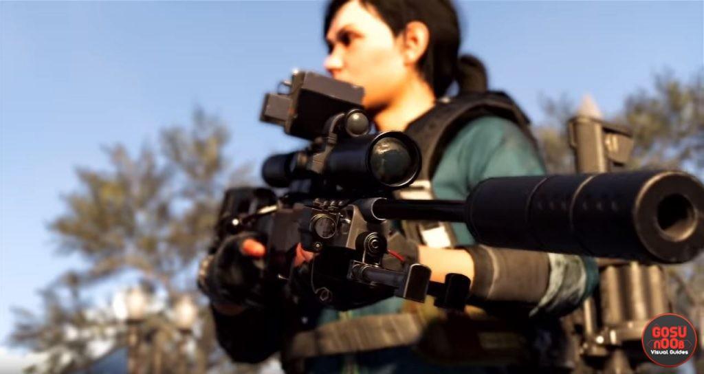 division 2 nemesis blueprint location exotic sniper