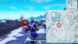 five highest elevations on island fortnite weekly challenge where to find