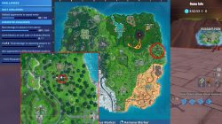 fortnite br puzzle piece location lonely lodge