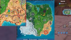 fortnite br where to find jigsaw pieces bridge