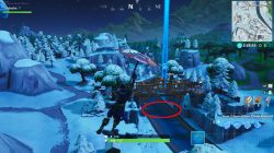 fortnite search jigsaw puzzle pieces bridge location