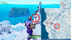 free weekly challenge fortnite highest elevation locations