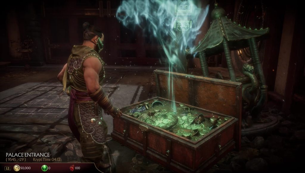 mortal kombat 11 krypt chest locations koin soul fragment heart chests