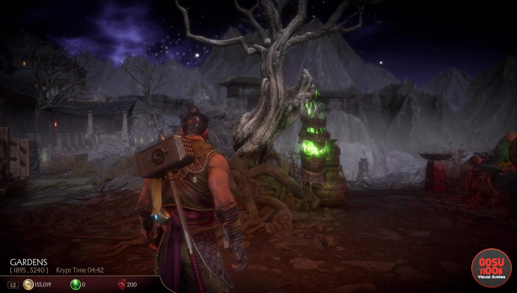 mortal kombat 11 soul fragments