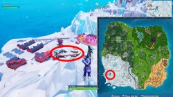 season 8 fortnite weekly challenge where to find highest elevations