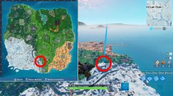 where to find durrr burger number big telephone fortnite weekly challenge