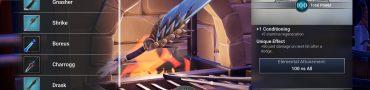 Dauntless Best Starting Weapons - Hammer, Sword, Repeater, Axe
