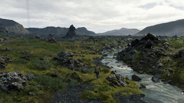 Death Stranding Gameplay Details Explained on Official Website