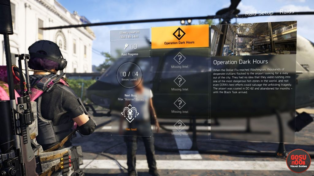 Division 2 Console Players Manage to Beat Dark Hours Raid