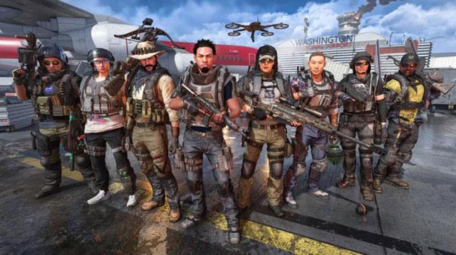 Division 2 Dark Hours Raid Loot - Boomer, Dizzy, Ricochet, Weasel