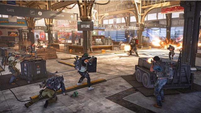 Destiny 2 Raid Karte.Division 2 How To Kill Boomer First Raid Boss