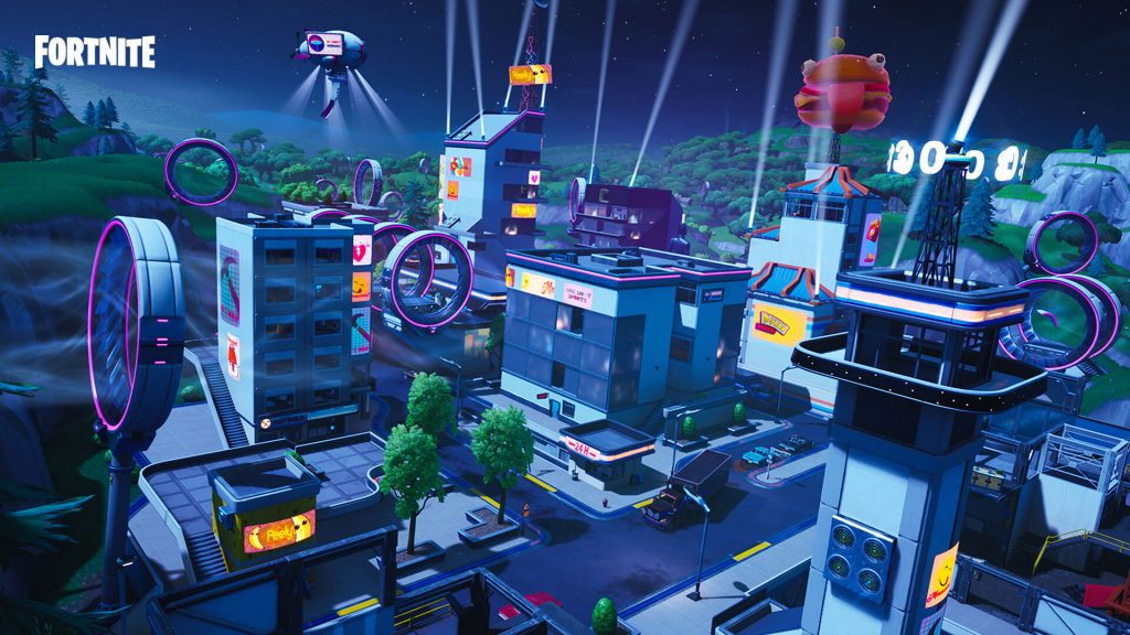 Fortnite BR Season 9 Patch Notes Reveal New Collectible Fortbytes