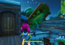 Fortnite Visit Oversized Phone, Big Piano, & Giant Dancing Fish Trophy