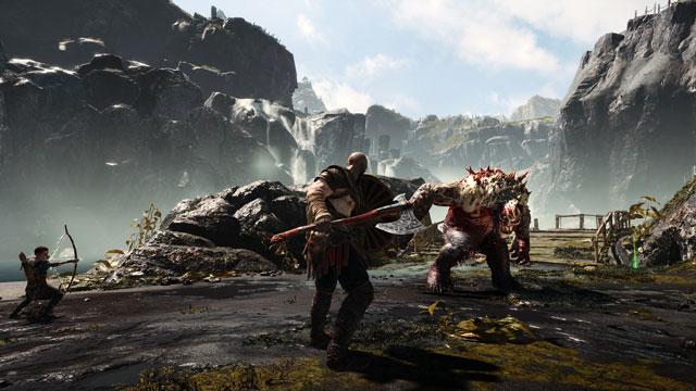 God of War Lifetime Sales Have Passed Ten Million Copies