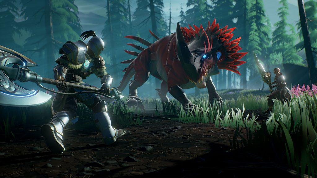 How to Link Dauntless Beta Account to Epic Games